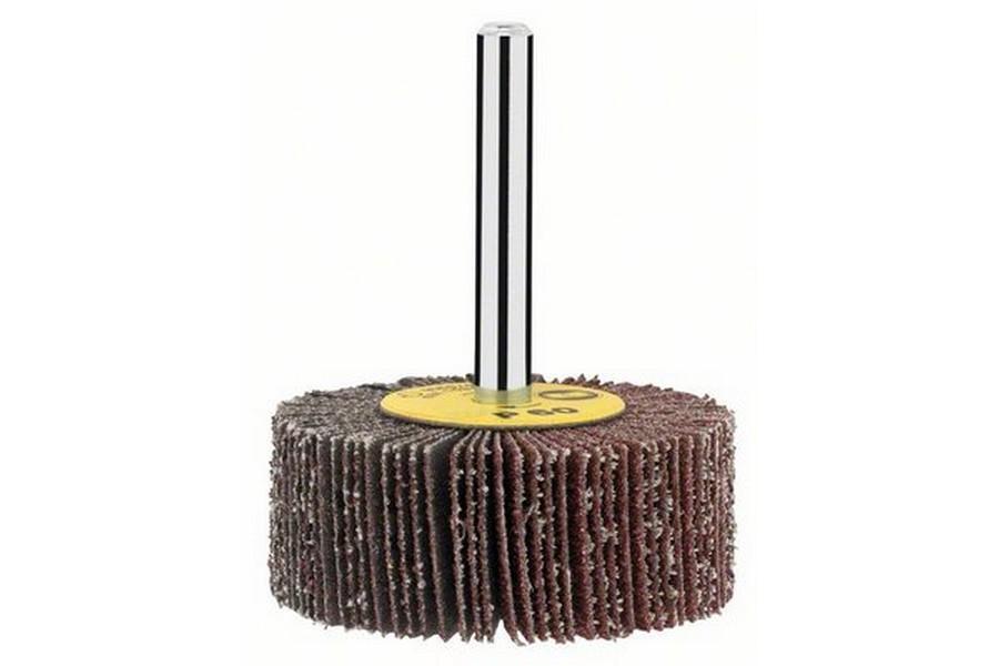 Bosch lamellenstift � 60x40 mm, K120, cilindrisch voor polijstmachine 2609256285