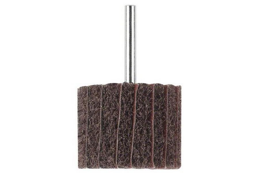 Bosch lamellenstift vlies � 50x25 mm, K60 voor polijstmachine 2609256286