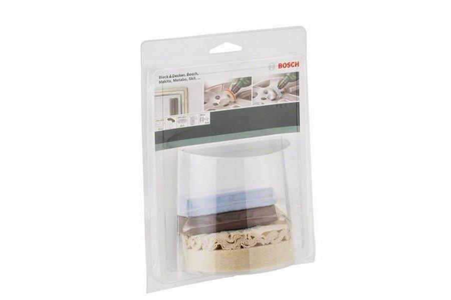 Bosch polijst set voor polijstmachine 2609256555