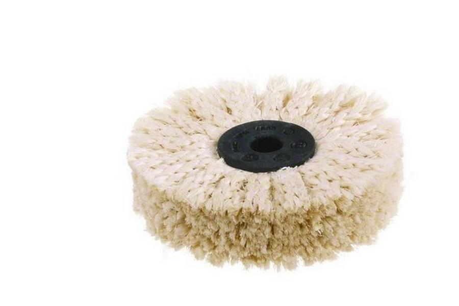 Bosch gekartelde sisal borstel voor polijstmachine 2609256557