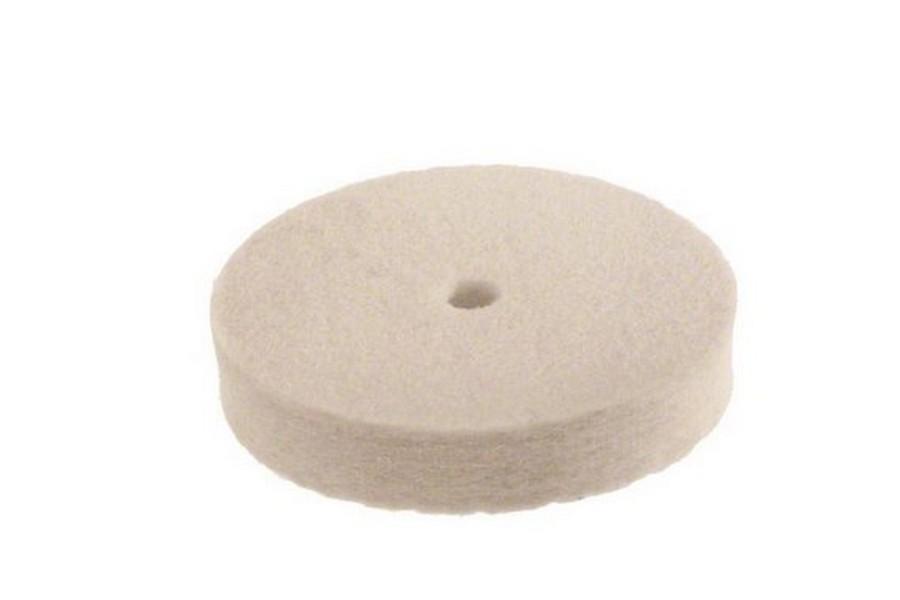 Bosch vilt poets wiel voor polijstmachine 2609256561