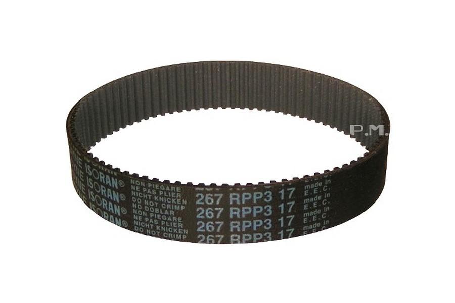 Bosch tandriem voor schaafmachine 2609995917