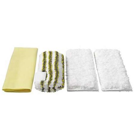 K�rcher microvezel doekenset badkamer stoomreiniger 2.863-171.0, 28631710