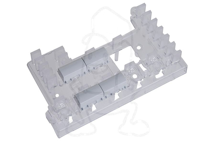 Image of Knop (Knoppenset met houder) wasdroger 1123427401