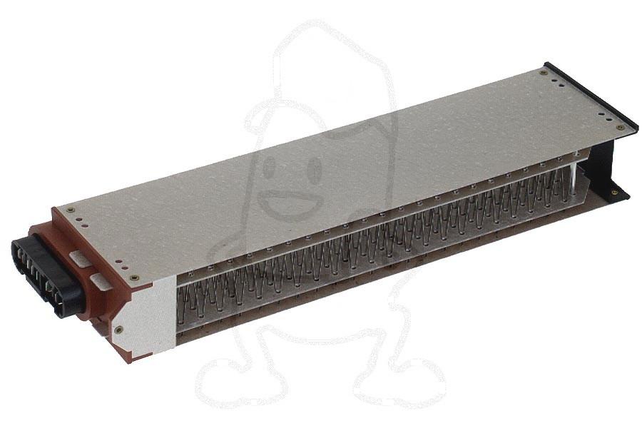 Verwarmingselement (2500W blokmodel- 8 kont.) wasdroger 481225938169