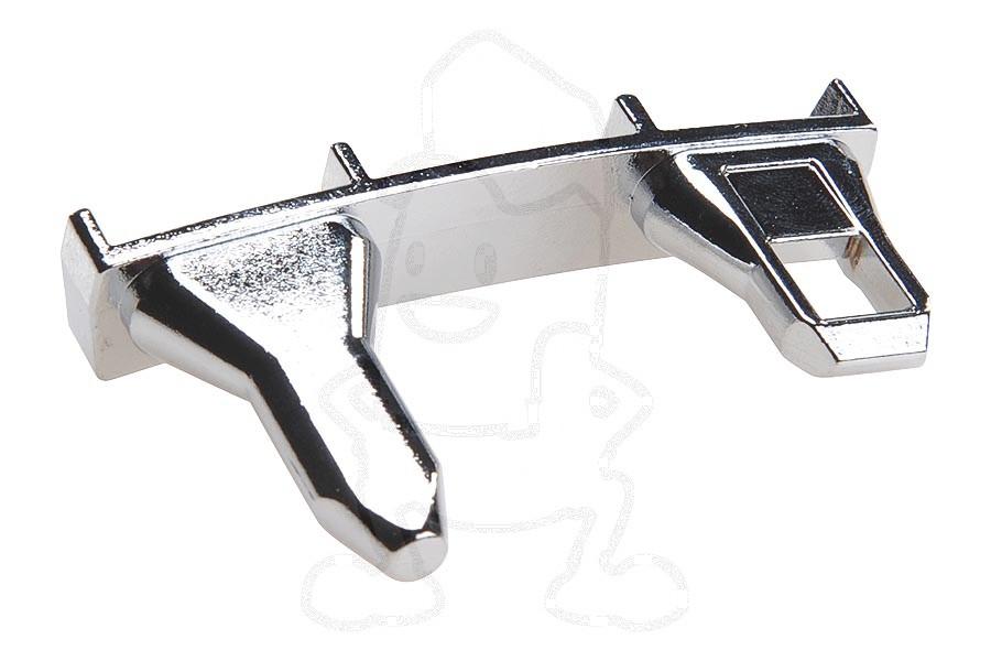 Metalen deurhaak voor wasdroger 614390, 00614390