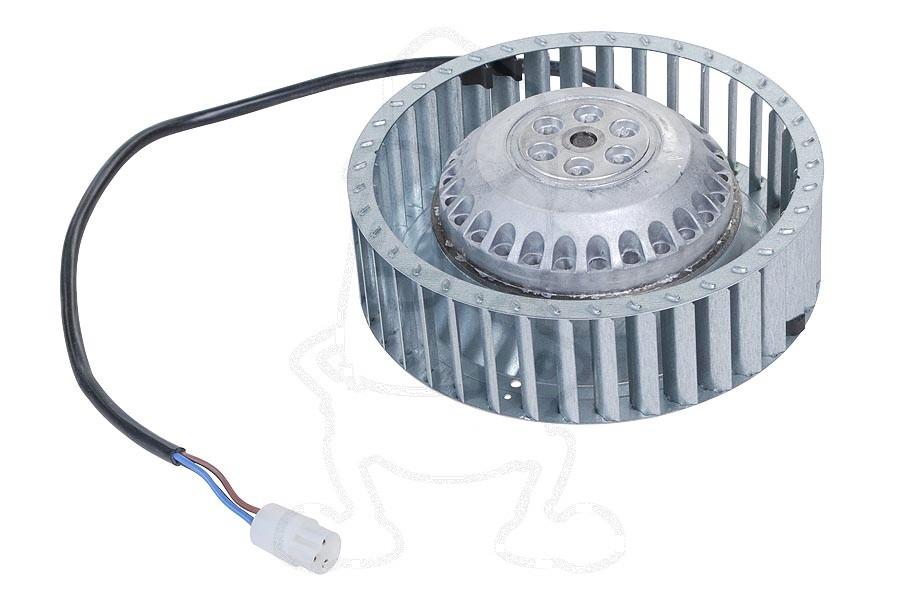 Image of Waaier (inl. motor -metaal-TG1280) wasdroger C00770166, 770166