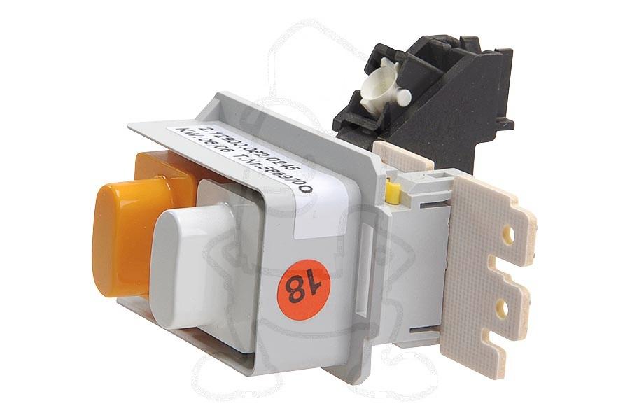 Miele schakelaar (druktoets 2 dps) wasdroger 5869700