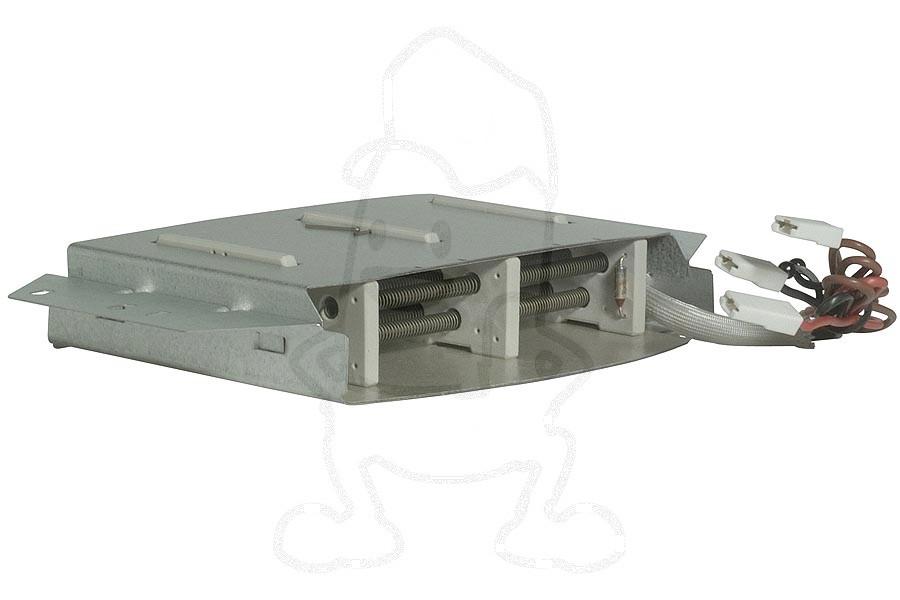 Image of Verwarmingselement (2x 1200W met 3 draden) wasdroger 57X0956