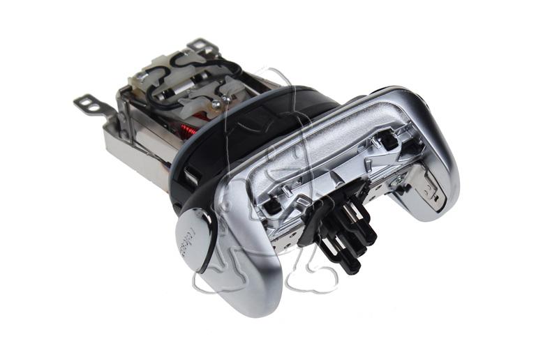 Image of Braun Aandrijving Zilver/Zwart scheerapparaat 67030862