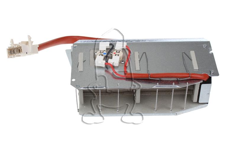 Verwarmingselement 2050w Koelribben Wasdroger 481225928679 Ladenbauknechtvzugwhirlpool
