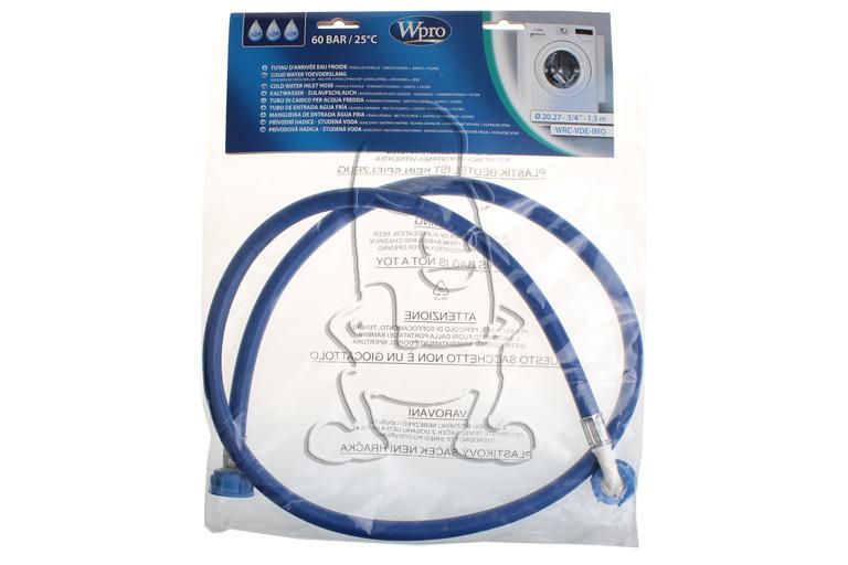 Image of Aanvoerslang (1.5 Meter 60 Bar Koud Water 25°C)Wasmachine 484000001132
