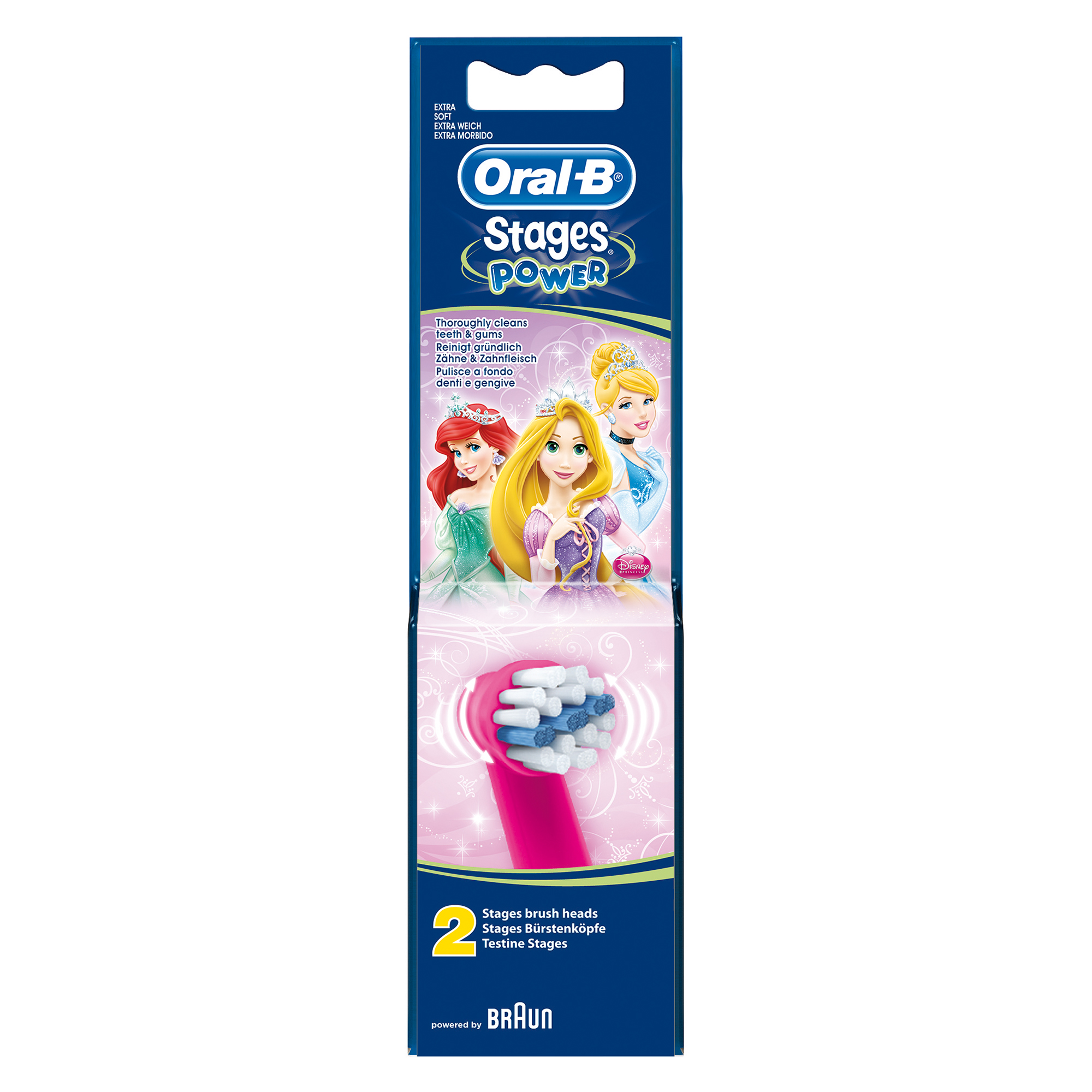 Oral-B tandenborstels (Stages Power Disney A2) 80265984, EB10-2