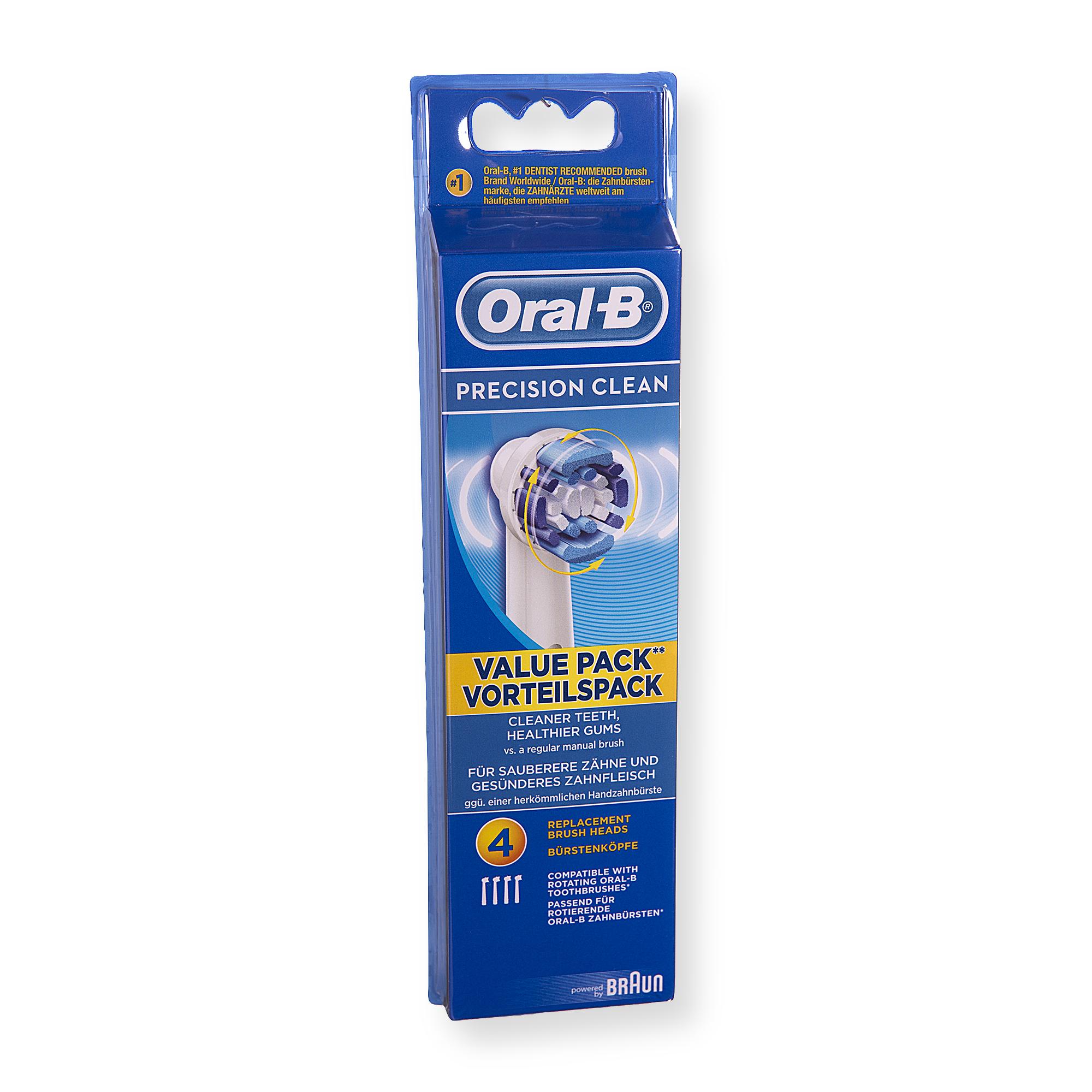 Oral-B tandenborstels (Precision Clean A4) 80251119, EB20-4