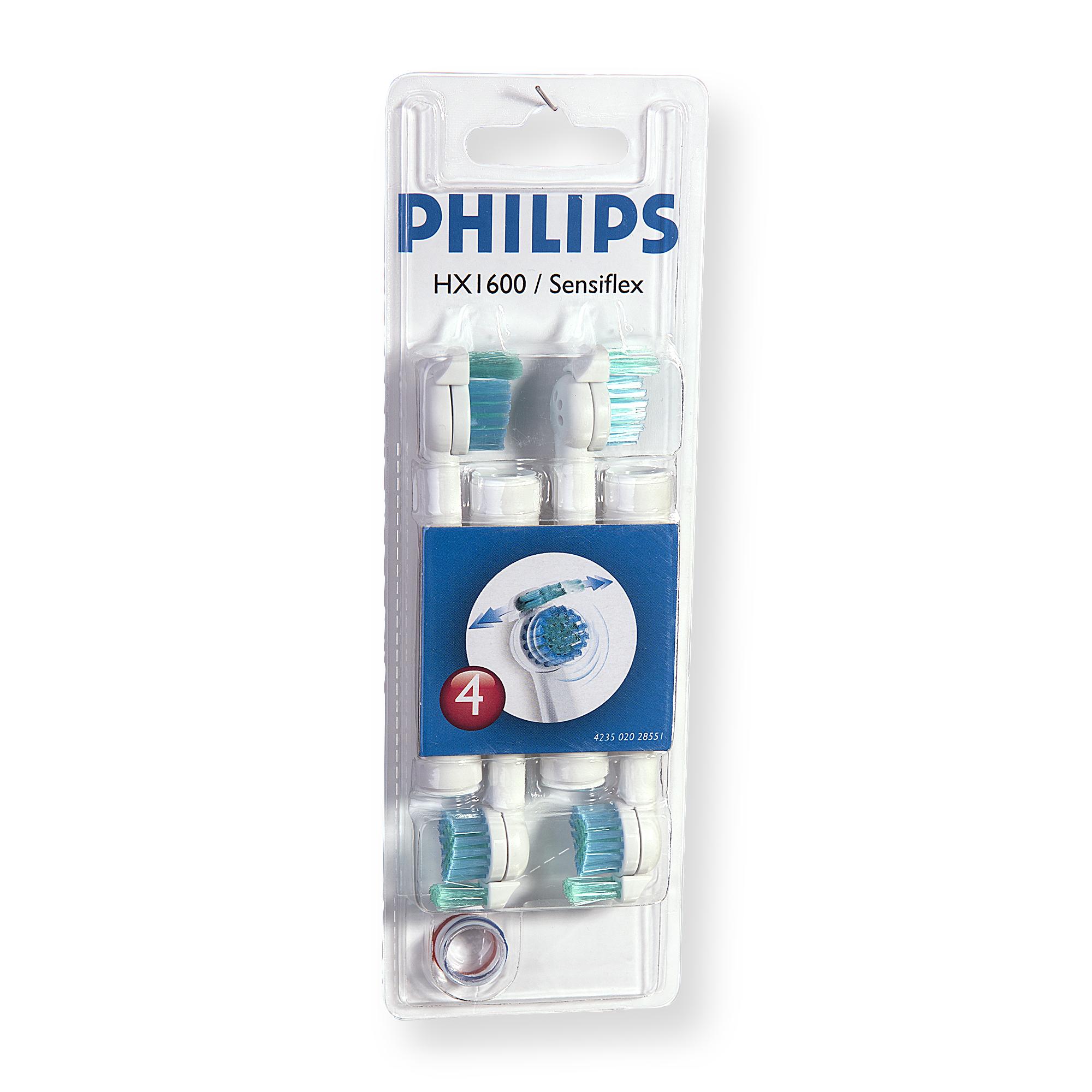Philips Sonicare tandenborstels (Sensiflex A4) HX2014