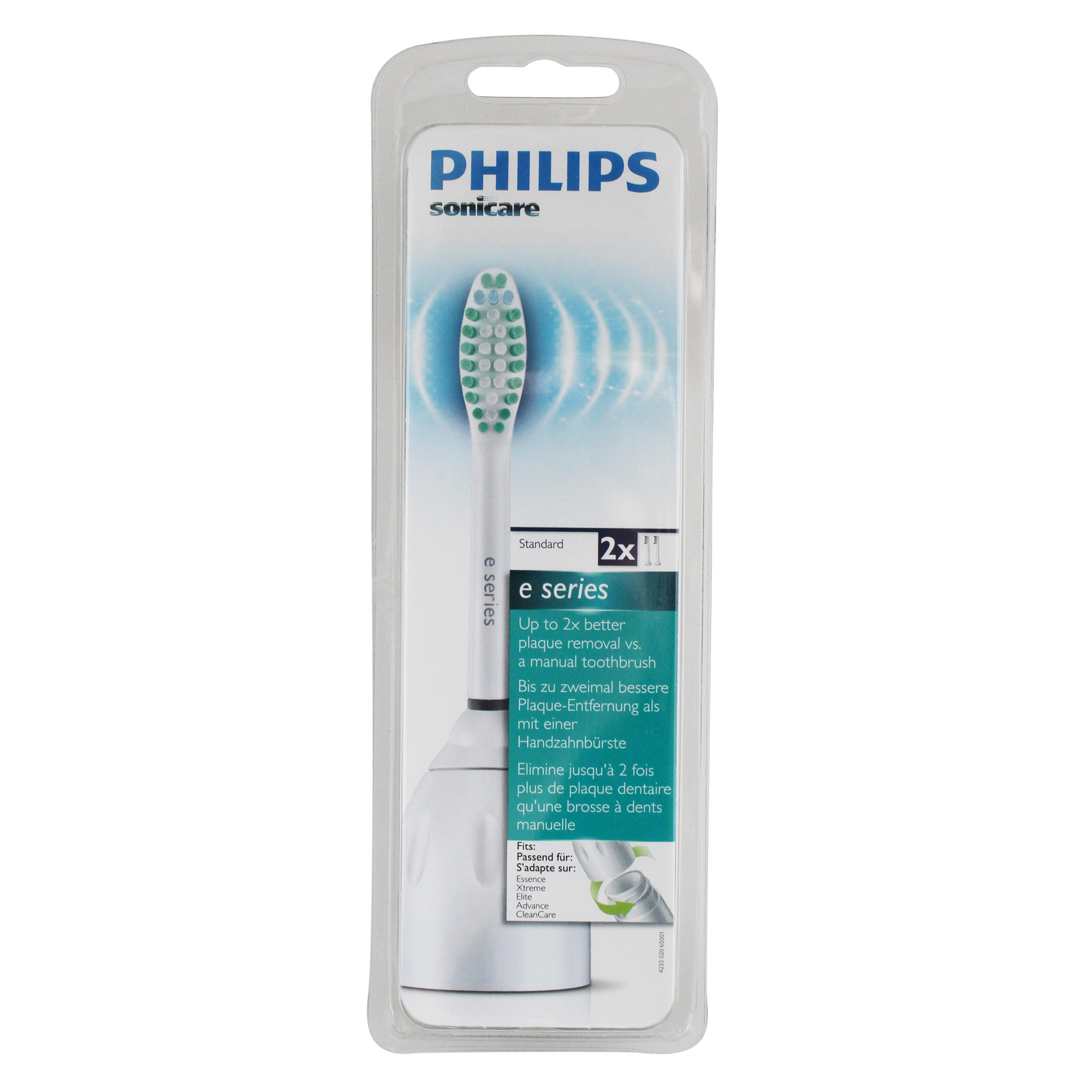 Philips Sonicare tandenborstels (E-series Standard A2) HX7022