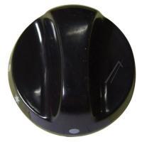 Image of Knop (zwart -gas- frontbedien.) 38600733