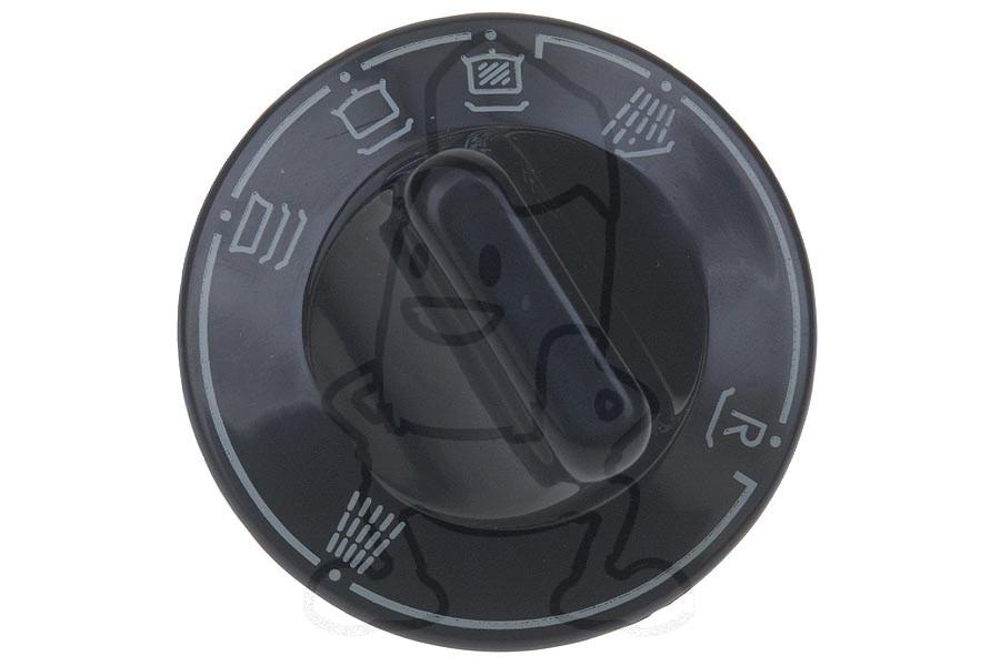 Image of Knop (van timer -zwart-) vaatwasser C00041202, 41202