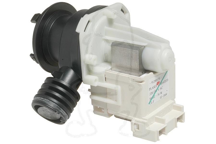 Image of Afvoerpomp (-magneet plaset-) vaatwasser 91200173