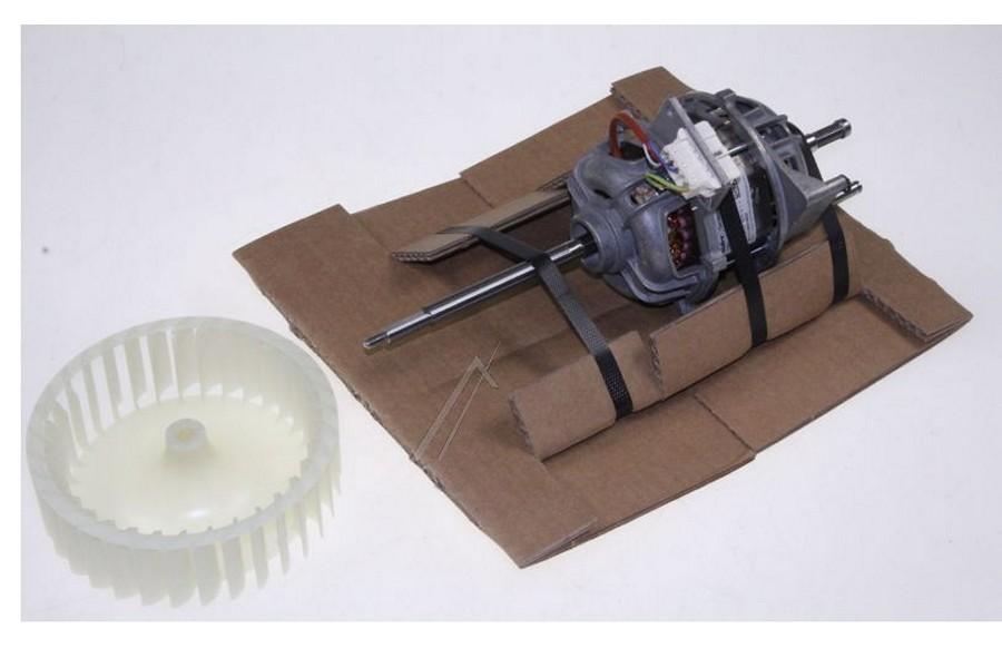 Motor met ventilator voor wasdroger 4055179644