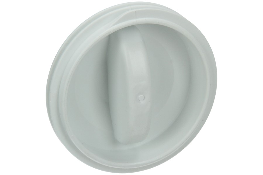 Image of Deksel (afsluitdop van filter) wasmachine 1320711003