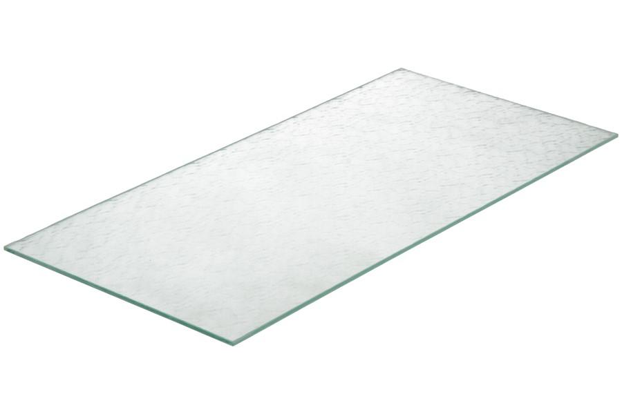 Image of Glasplaat (Boven groentelade) koelkast 50002003