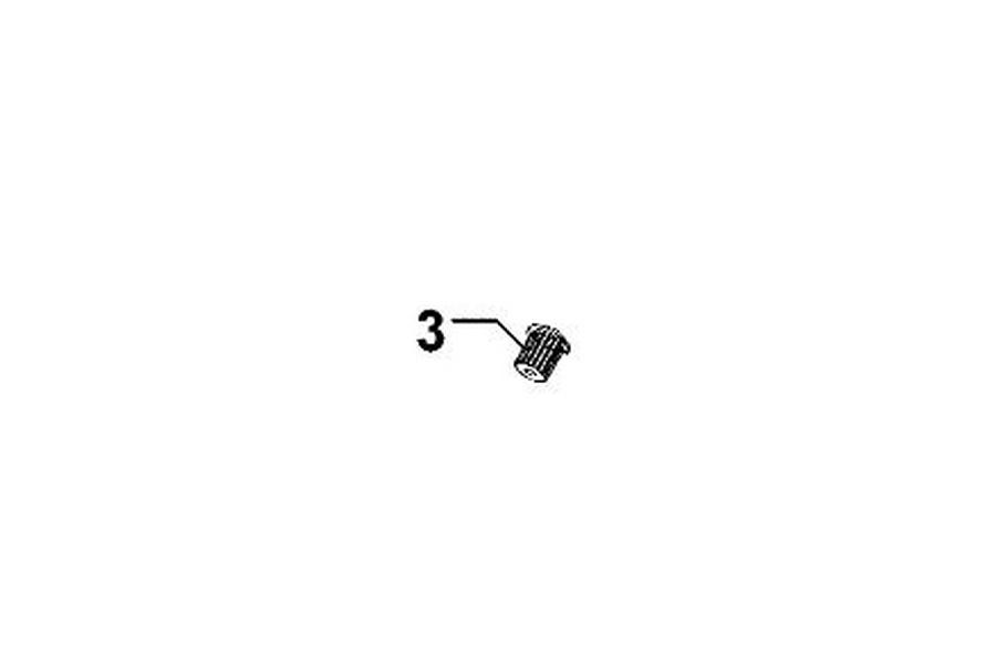 BLACK+DECKER Aandrijfpoelie voor Grastrimmer 478626-00