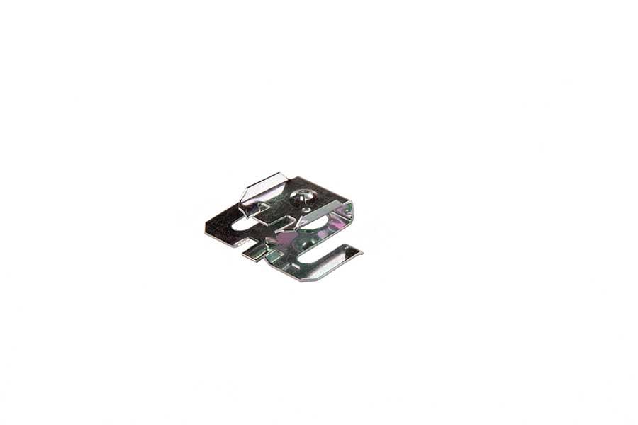 Image of Klem (metaal, voor deur) vaatwasser 481250568027