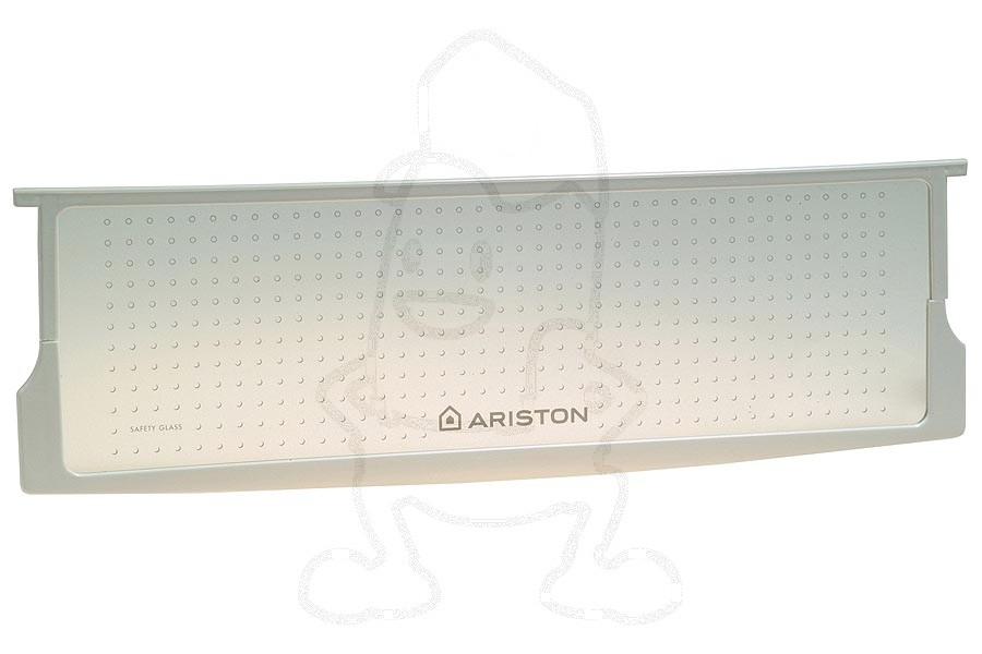 Image of Glasplaat (Met lijst 488x152x7) koelkast C00088311, 88311