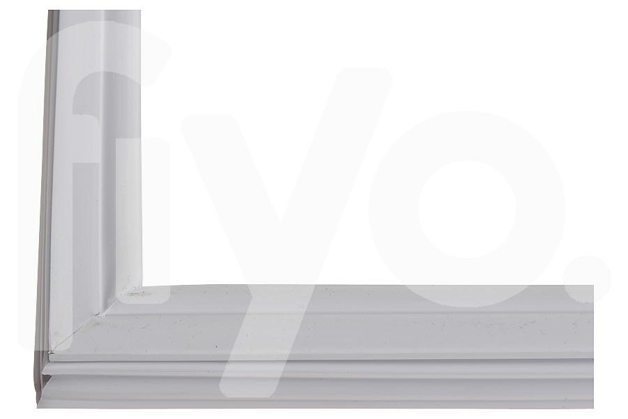 Afdichtingsrubber (580x580mm -wit-) koelkast 481946818162