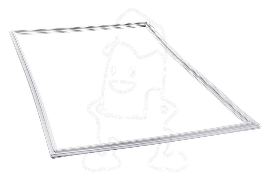 Image of Afdichtingsrubber (1125x520mm -wit-) koelkast 480131100101