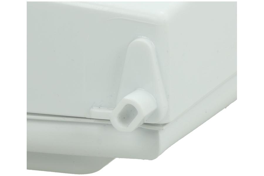 Vriesvakklep (Compleet met greep) koelkast - diepvries 481241619711