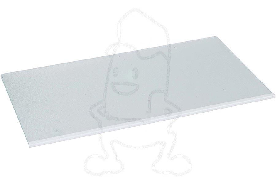 Image of Glasplaat (Boven groentelade) koelkast 88005377