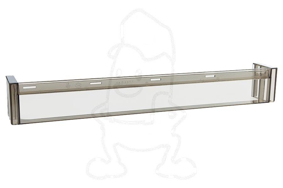Image of Flessenrek (smal -transparant-) koelkast 50059646005