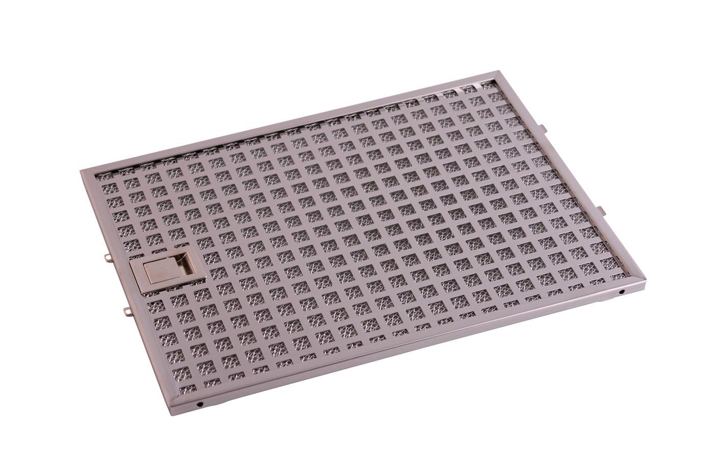 Novy aluminium filter 315 x 230 mm voor afzuigkap 506-8010