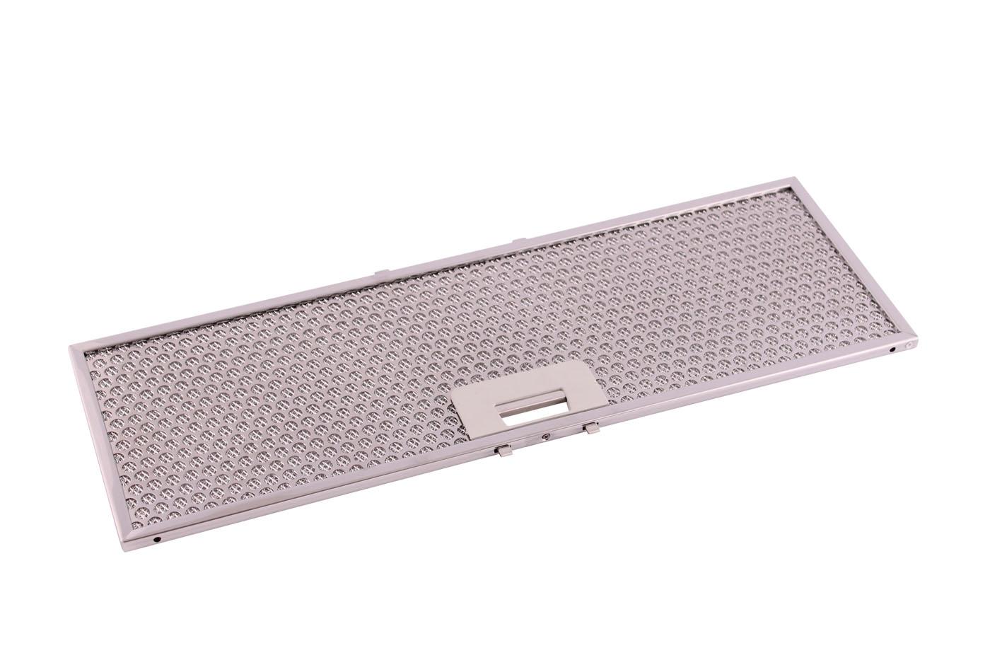 Novy aluminium filter 475 x 160 mm voor afzuigkap 508-90085