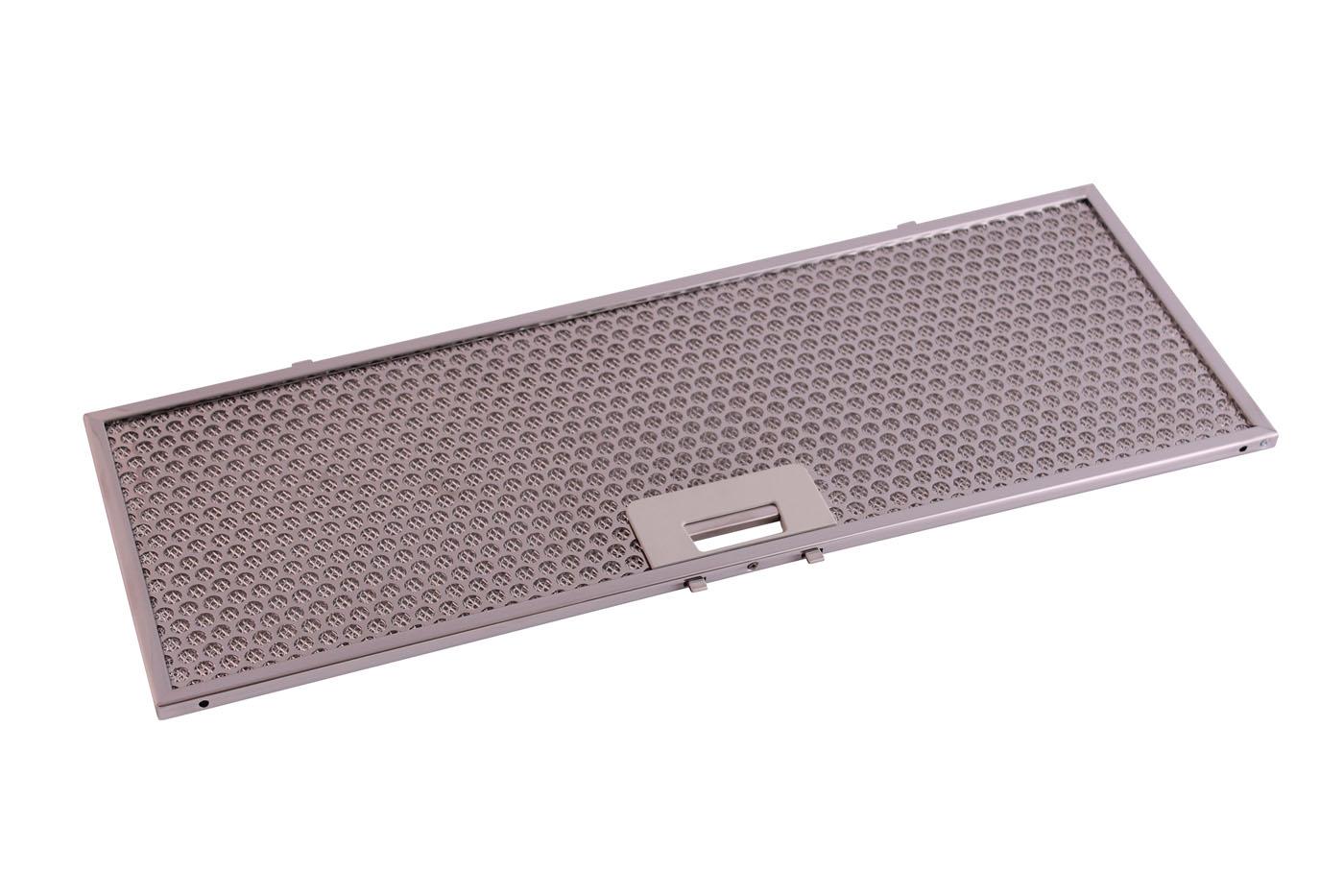 Novy aluminium filter 500 x 185 mm voor afzuigkap 508-90088
