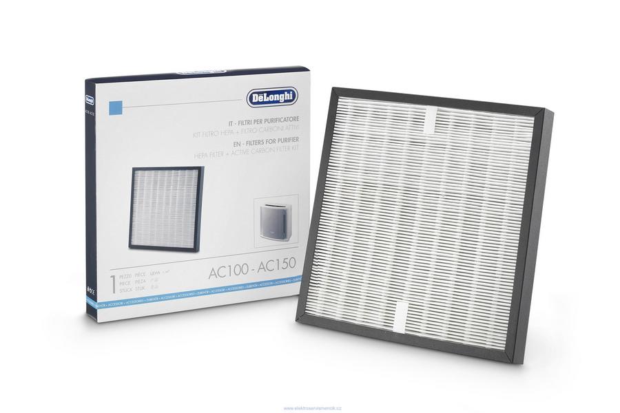 DeLonghi filter EPA E12 met actief koolstof 5513710011