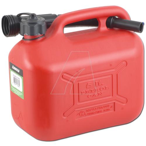 Brandstofjerrycan (5 L, rood) 6011-X1-7003