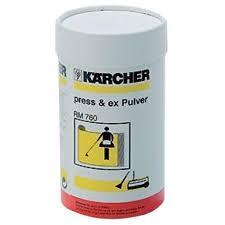 K�rcher vloerreinigings en onderhoudsmiddel poeder rm 760 800 g tapijtreiniger 6.290-175.0, 62901750