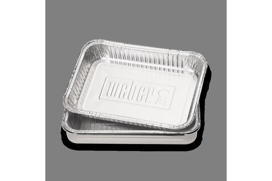 Weber aluminium lekbakjes voor barbecue 6415