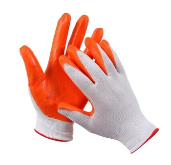 Werkhandshoenen (prevent Oranje) 1179