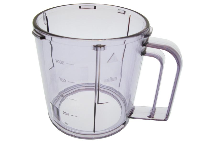 Braun mixbeker voor keukenmachine 7322010784