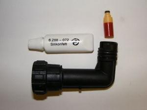 K�rcher aansluitset (onderzijde) hogedrukreiniger 9.001-310.0