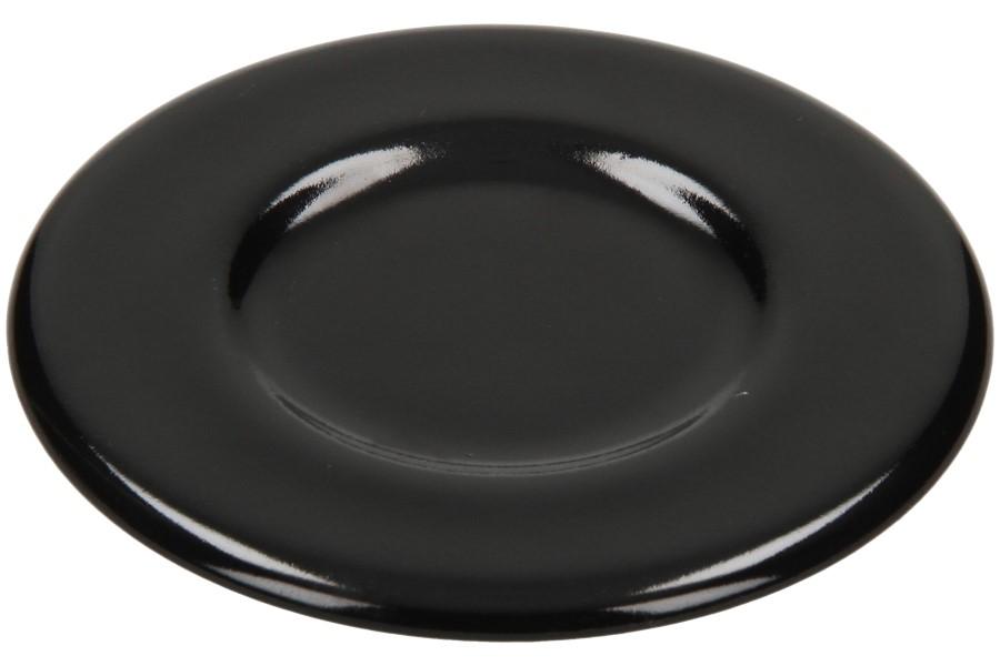 Image of Branderdeksel (Zwart 69mm normaal) C00257557, 257557