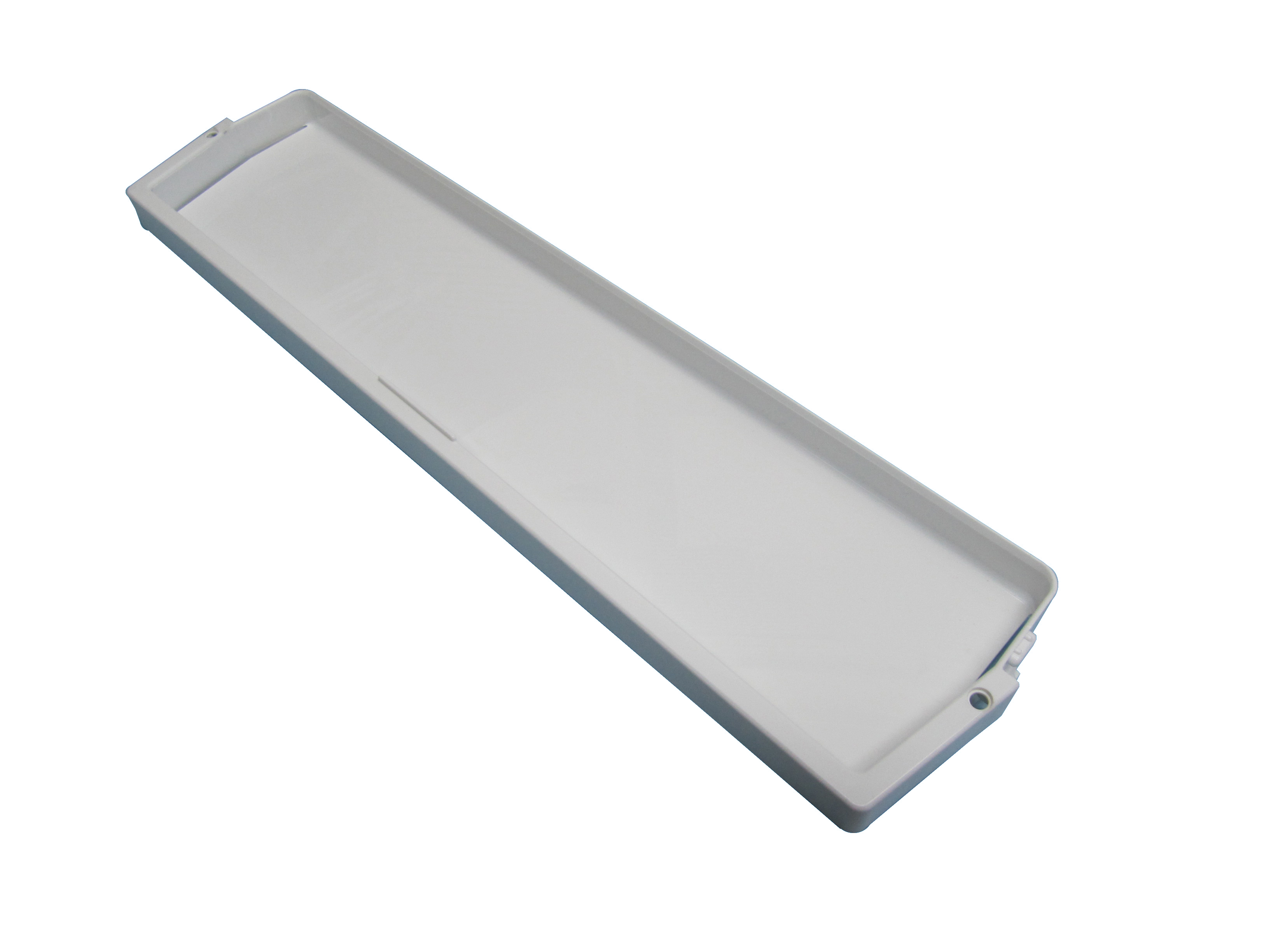 Flessenrek (2 cm hoog -wit- BOTERBAK) koelkast 9030079