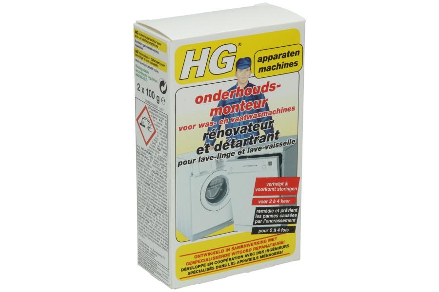 HG Onderhoudsmonteur Vaatwasser en Wasmachine Reiniger