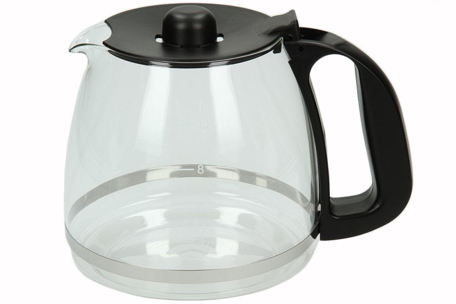 Koffiekan (10 kops -zwart-) MS621316