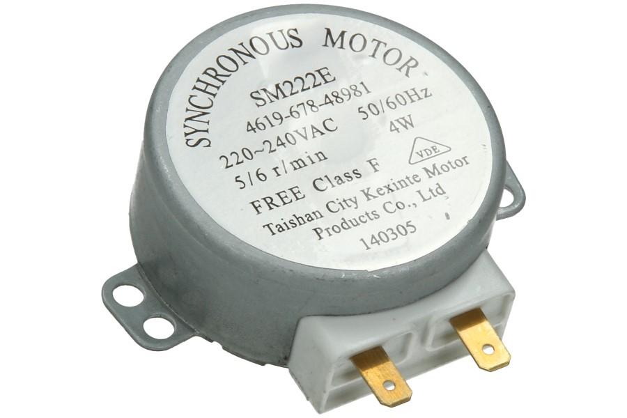 Motor (Van draaiplateau -4W-) 481067848981
