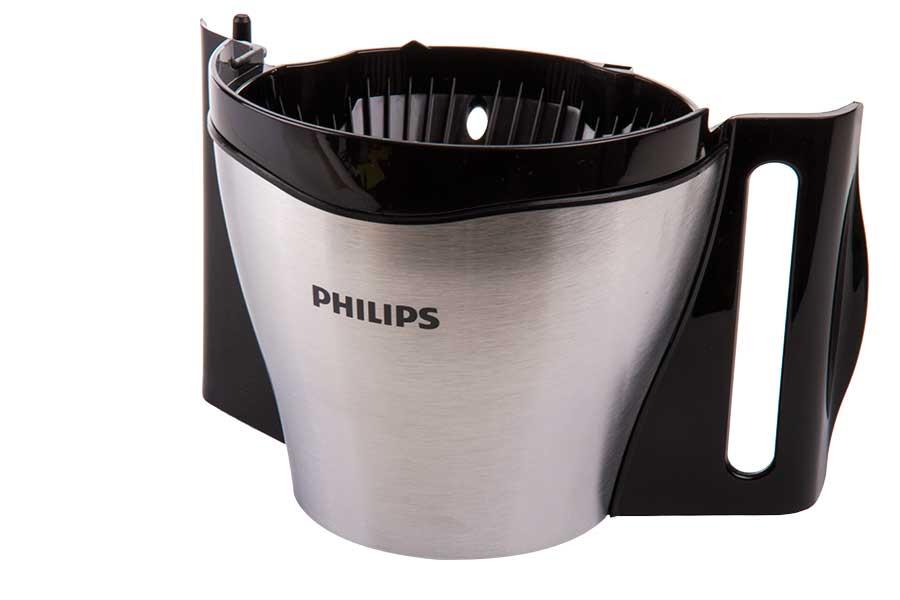 Philips Filterbak (Koffiezetapparaat -zwart-) 996500032694